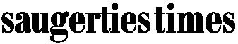 Logo for Saugerties Times